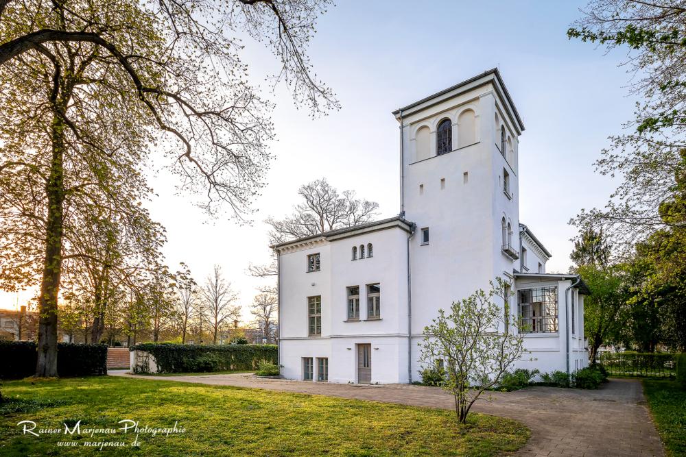 Die Weiße Villa, Museum Huelsmann