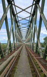 Eisernbahnbrücke Marklohe