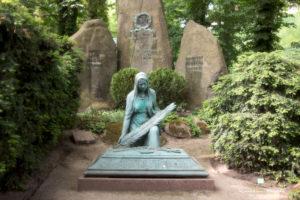 Leipzig Grabstelle Südfriedhof