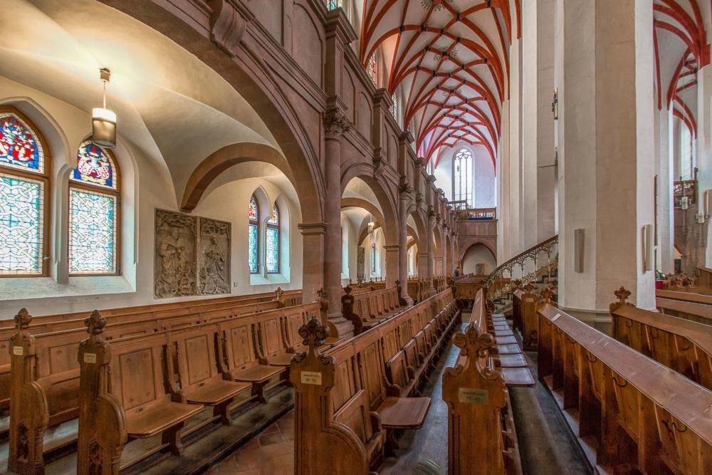 Leipzig Thomaskirche