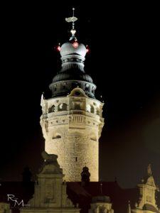 Leipzig Turm Neues Rathaus